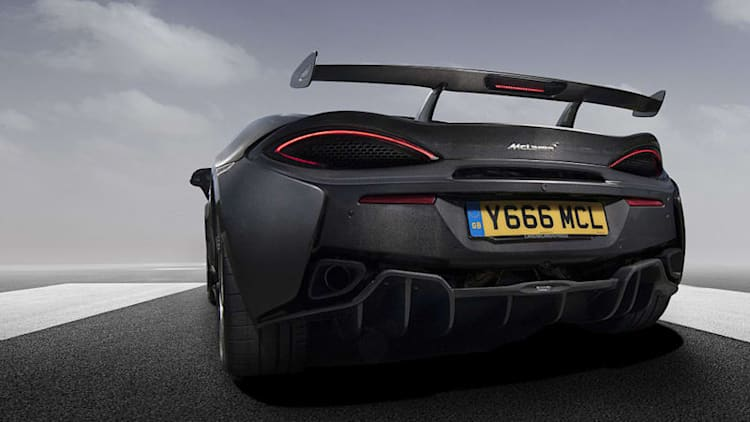 MSO's Defined High Downforce Kit gives your McLaren wing