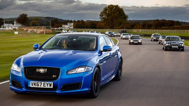 Jaguar will end production of the XJ sedan in July
