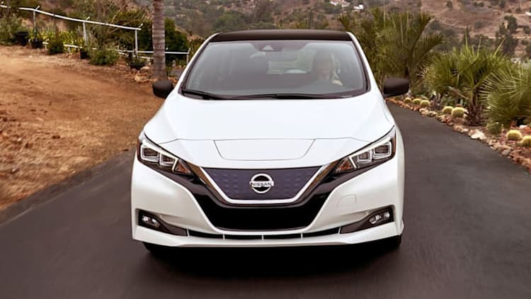 Nissan Leaf E-Plus may be revealed at CES, rumor has it