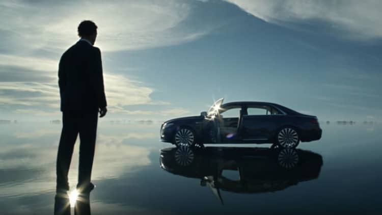McConaughey's bizarre new Continental ad is perfect parody material