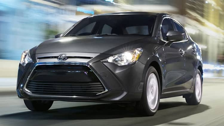 Toyota Yaris iA, Mazda CX-3 sales show crossover formula isn't an automatic win