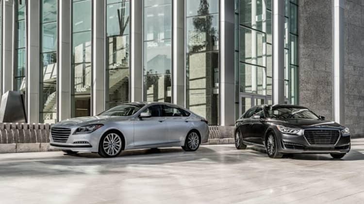 Genesis luxury sedan range to get its own U.S. dealership network