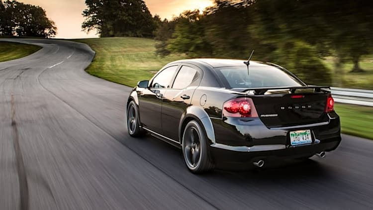 Dodge sold 3 brand-new 2014 Avenger sedans so far this year
