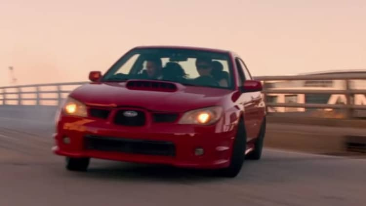 'Baby Driver' is a car chase movie set to music