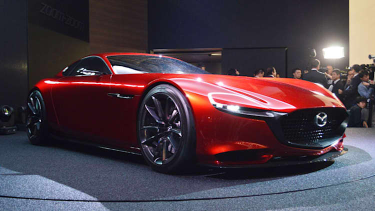 Mazda will have a new rotary concept at Tokyo show, trying to bring it to production