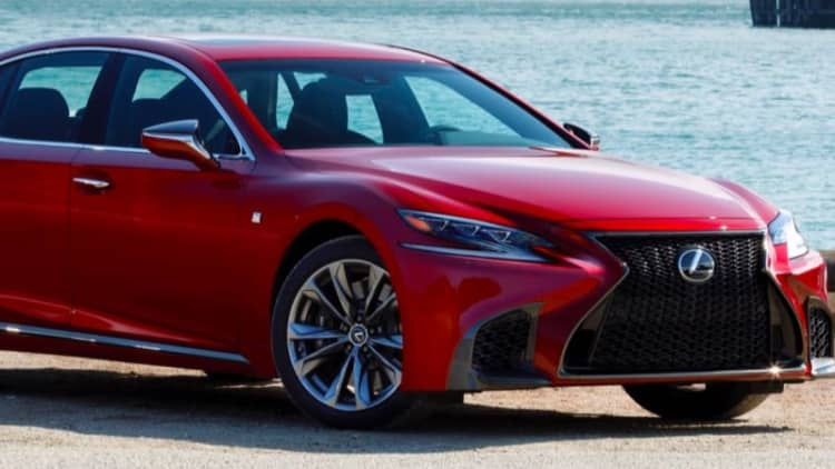 2018 Lexus LS First Drive | Luxury, performance and the puzzling parts