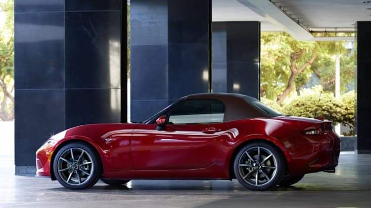 2019 Mazda Miata officially announced with 181 horsepower
