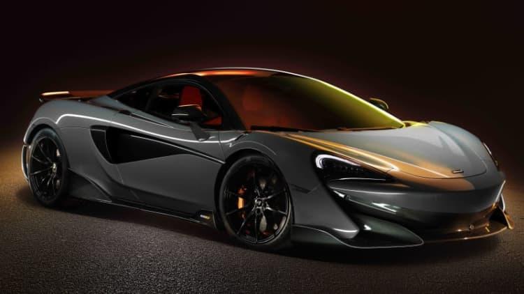 McLaren 600LT is the latest track-ready McLaren