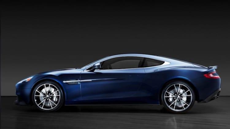 Daniel Craig's personal James Bond Aston Martin is for sale