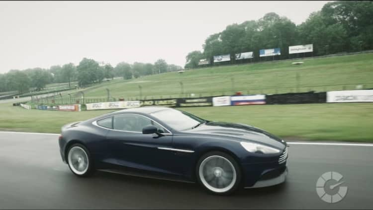 Drive an Aston Martin | The List #0568