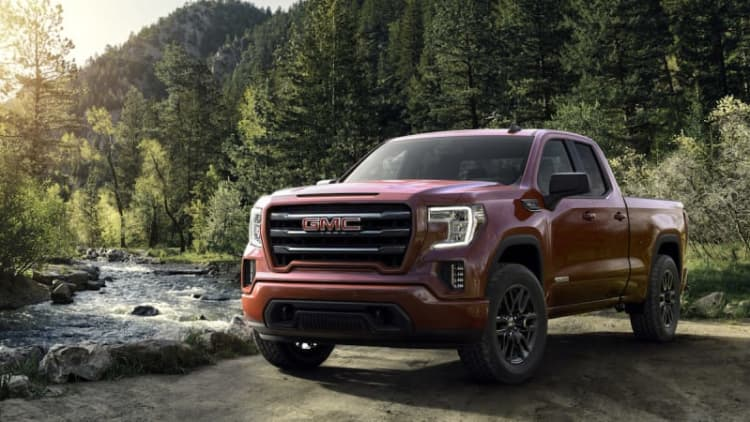 GMC adds stylish new Elevation model to 2019 Sierra lineup