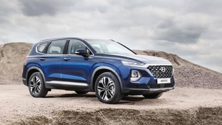 2019 Hyundai Santa Fe gets $550 price bump, more tech