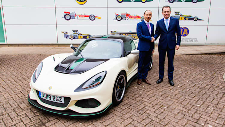 Lotus CEO Jean-Marc Gales abruptly quits