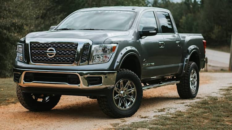 Nissan introduces Rocky Ridge packages for Frontier, Titan and Armada
