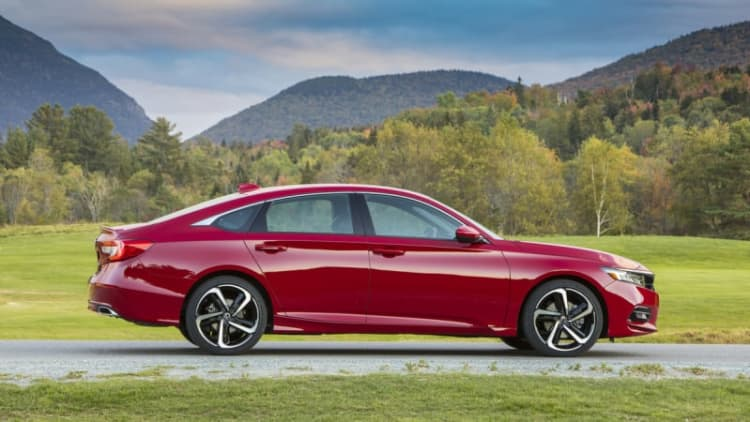 Honda to issue recalls for 232,000 backup cameras, 1.4M Takata airbags