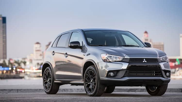 The 2017 Mitsubishi Outlander Sport Limited Edition debuts in Chicago