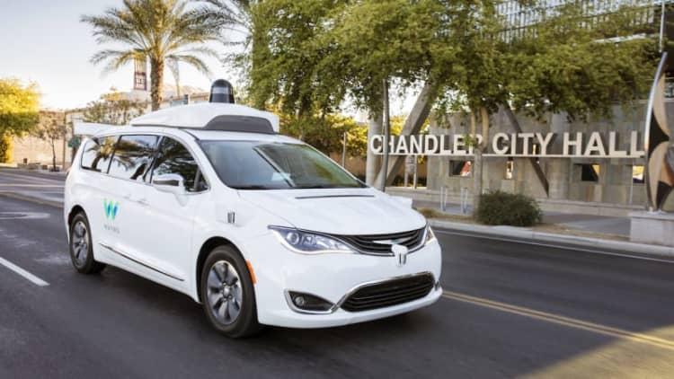 Report: Waymo to start driverless ride-hailing program in December