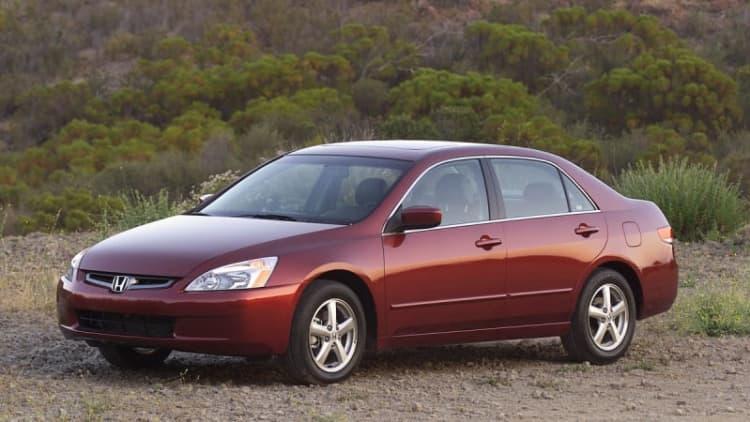 Worksheet. Honda Accord Recall Information  Autoblog