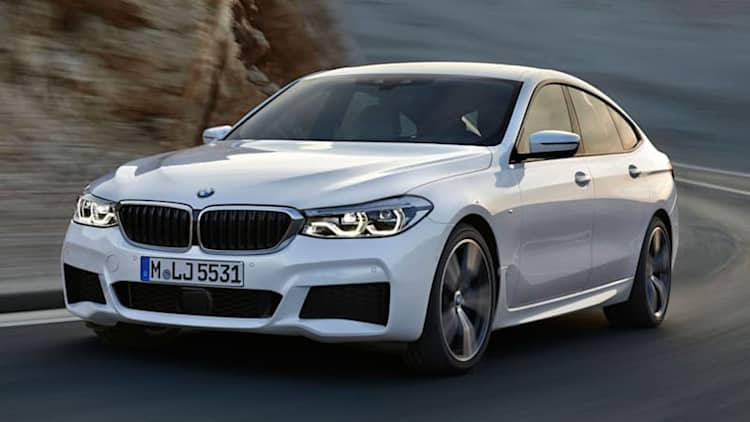 BMW reveals 6 Series Gran Turismo, a highly evolved coupe