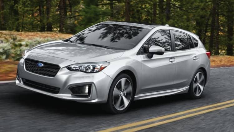 2019 Subaru Impreza price goes up by $100