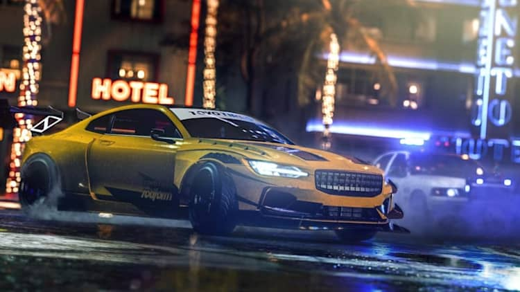 'Need for Speed: Heat' hero Polestar 1 coming to life for SEMA