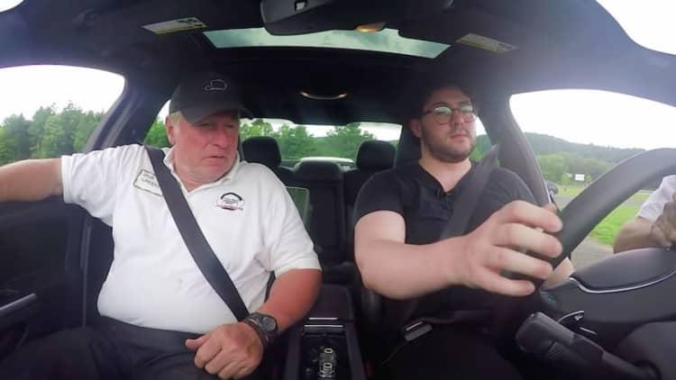 Jalopnik helps traumatized driver regain skills at Lime Rock