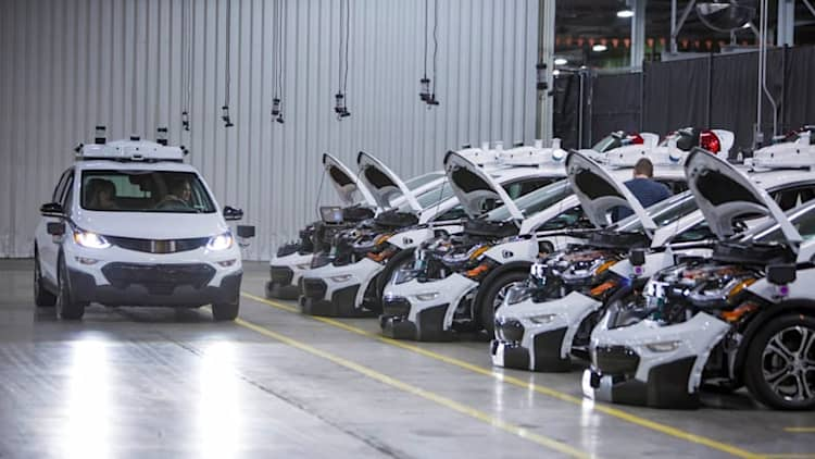 General Motors ups its Bolt EV autonomous fleet to 180 cars