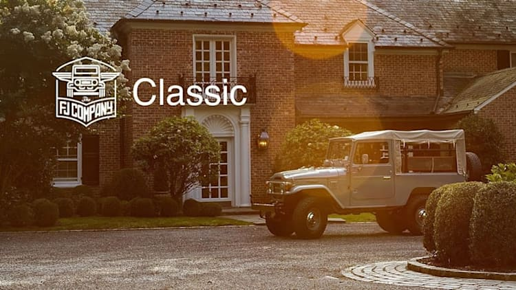 Watch The FJ Company perfectly restore a classic Toyota Land Cruiser