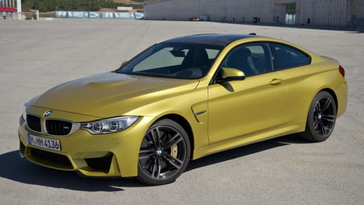 BMW M3 and M4 to lose carbon fiber driveshafts (UPDATE)