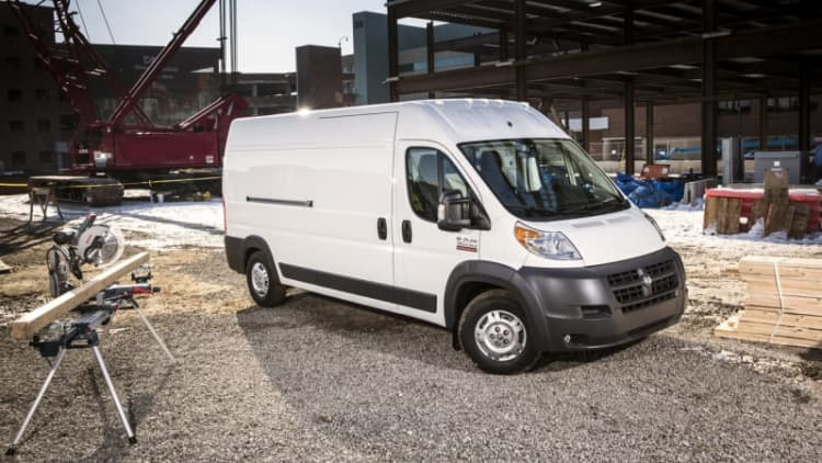 2015 Ram ProMaster recalled for ignition switch issue