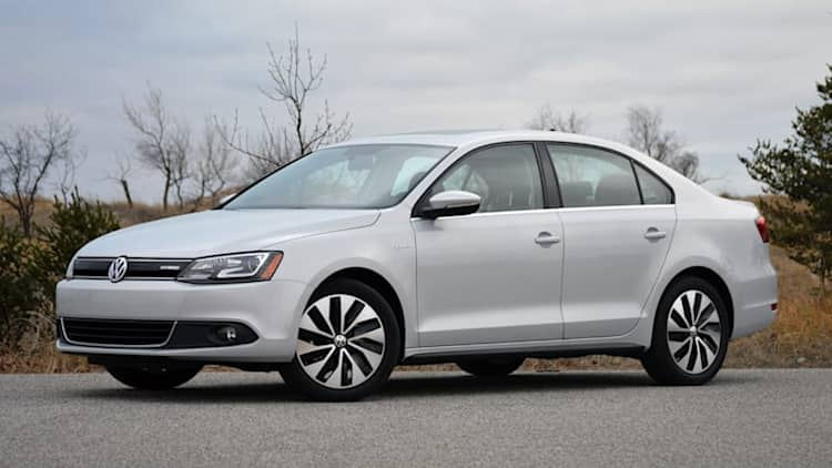 Volkswagen set to drop the Jetta Hybrid in 2017