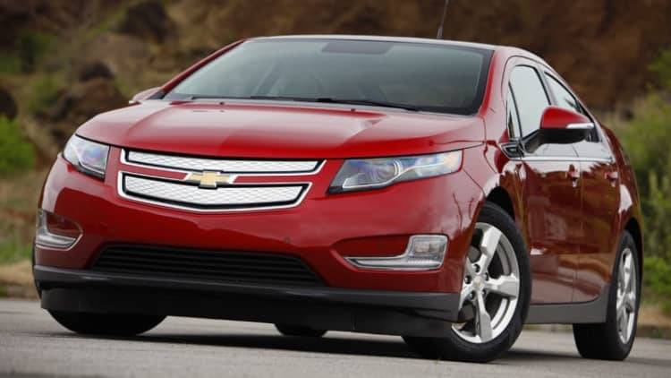 2012 Chevy Volt drives 400,000 miles with little battery degradation
