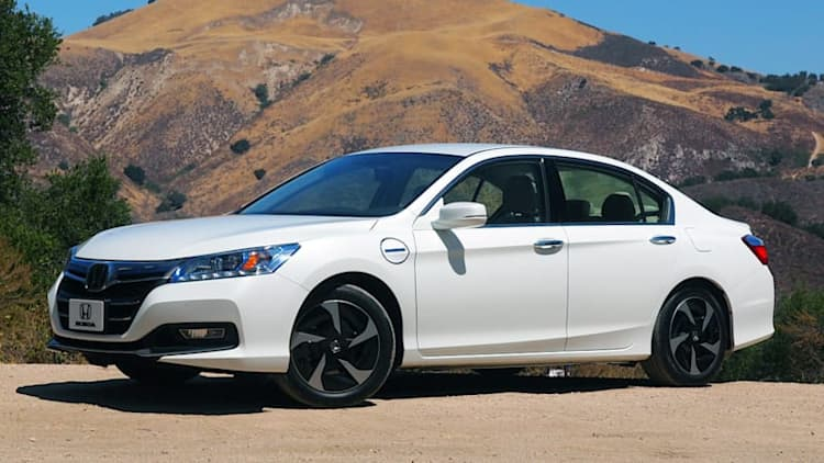 Next-gen Honda Accord PHEV may have 39-mile EV range [UPDATE]