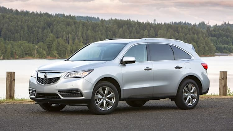 Acura recalls 106K MDX models for AC system bolt