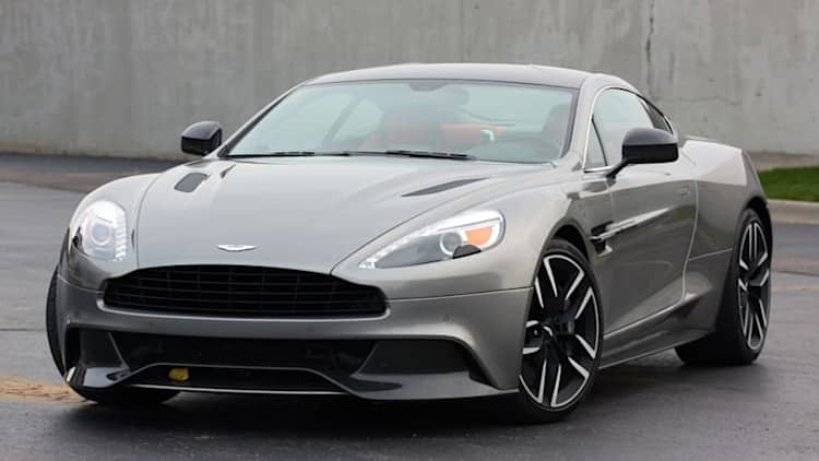 Aston Martin recalling 6,076 for locking doors