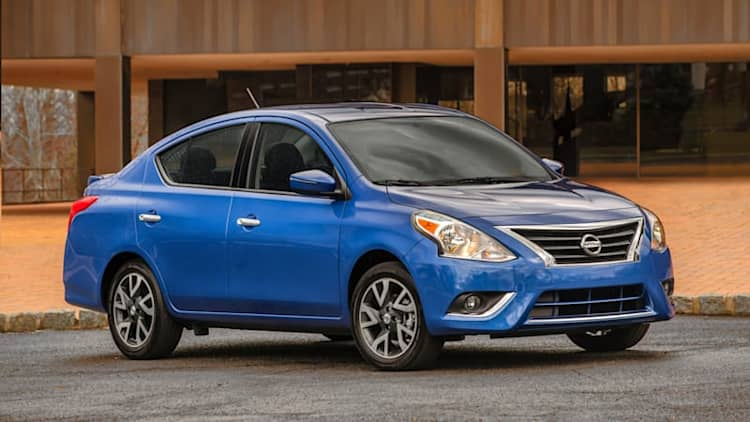 Nissan recalling 300k Versas, Armadas in two separate campaigns
