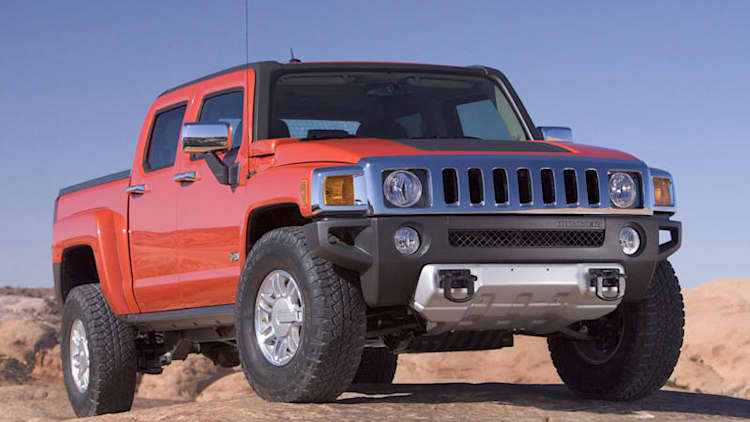 GM recalls 200k Hummer H3s for fire risk