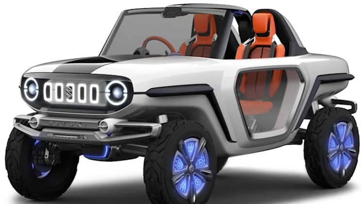 Suzuki previews e-Survivor concept, the cutest ute yet