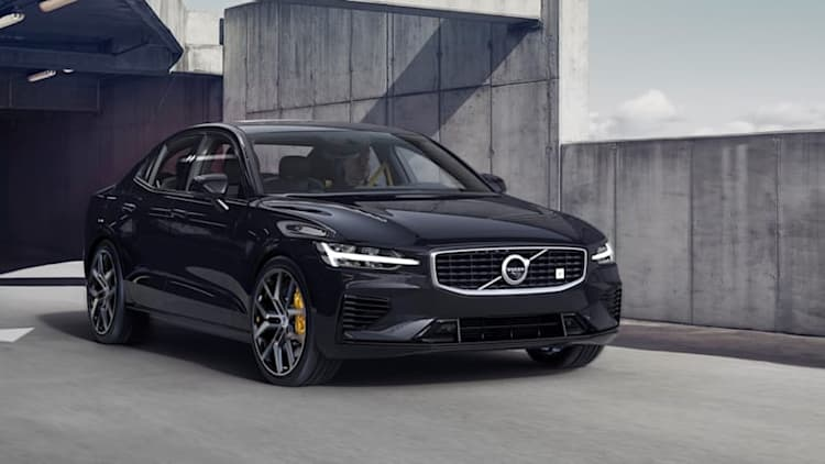 There will be a way to buy a 2019 Volvo S60 Polestar Engineered