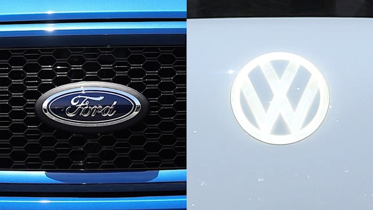 VW, Ford collaboration could dominate auto industry