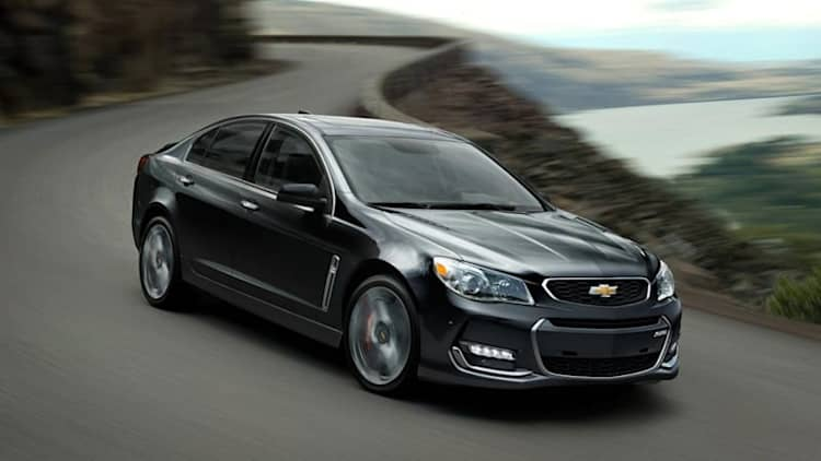 2017 Chevy SS Quick Spin   Mourning our favorite Australian