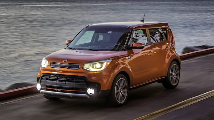 A hotter hamster wheel | 2017 Kia Soul Turbo First Drive