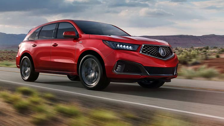 2019 Acura MDX refresh brings some sharp enhancements