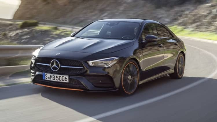 2020 Mercedes-Benz CLA 250 is sleeker, more powerful than ever before