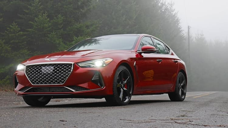 2019 Genesis G70 Drivers' Notes Review | Back-to-back in the 2.0T, 3.3T
