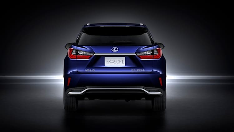 2018 Lexus RX 450hL hybrid will start just over $50,000