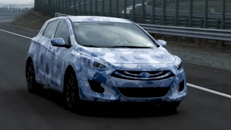We want a Hyundai with this N prototype's crackly engine
