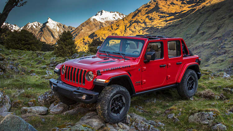 2018 Jeep Wrangler Buying Guide | Answers to your SUV questions