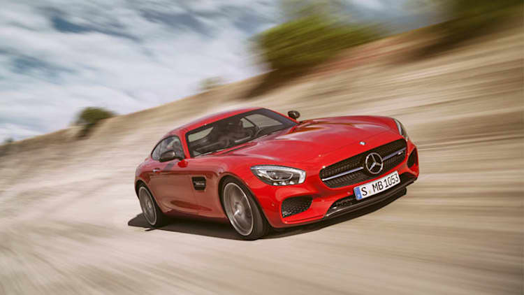 Mercedes-AMG GT S recalled for potential driveshaft failure
