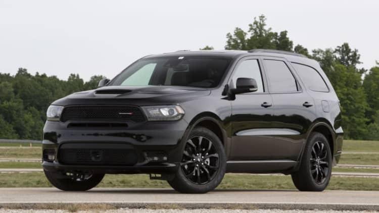 2019 Dodge Durango raids the SRT parts bin for updates